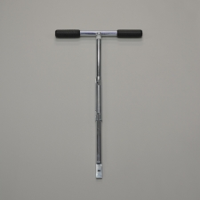 Handle, norm., 60cm, bay (incl.coupl.sl)
