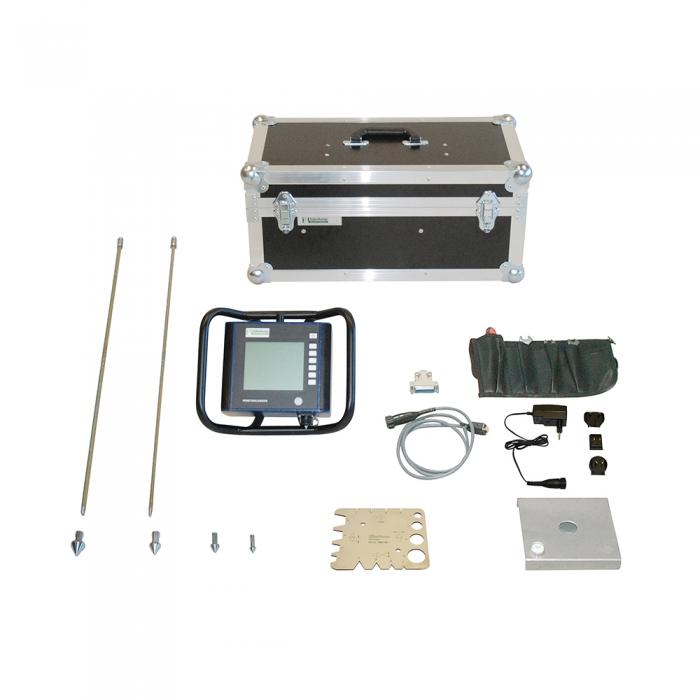 Penetrologger with GPS, standard set
