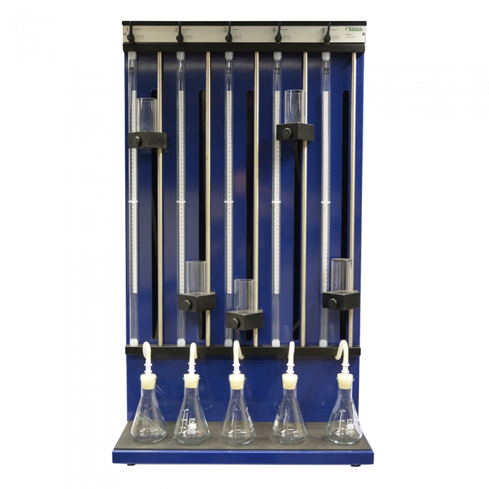 Calcimeter to determine carbonate