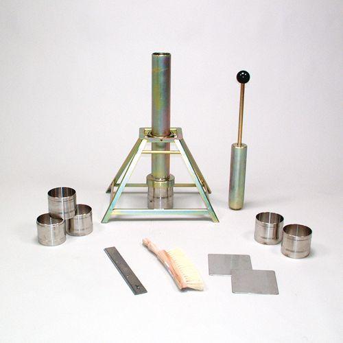 Core cutter method augering soil sampling equipment for 0200 soil core sampler