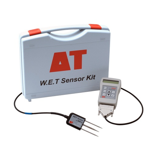 W.E.T. sensor kit.