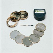 Mini hand sieves set, pocket size
