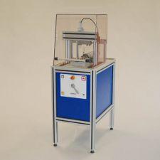 Shear test/compression apparatus