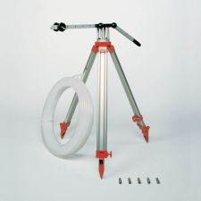 Hand-operated foot valve pump, set