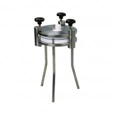 Filterholder Ø 142 mm for in-line filtration