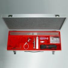 Mini current meter with alum. Propeller