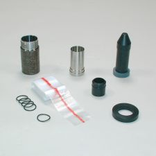 Foil insertion kit for core sampler