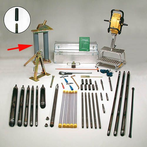 Extraction Systems Augering Amp Soil Sampling Equipment