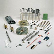 Hand-Bohr-Set mit Schutzverrohrung