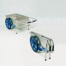 Alu-Feldwagen, faltbar