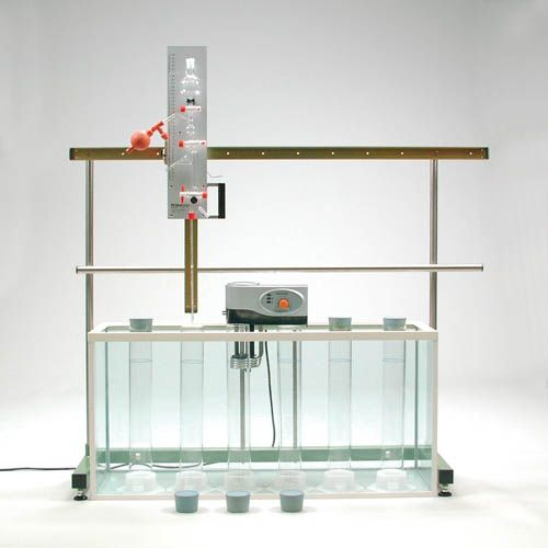 Pipettierapparat Tischmodell, Set