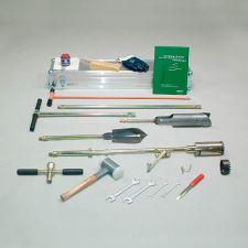 Wurzelbohrer-Set, zweiteilig, Set 2 m