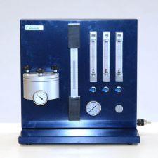 Luftpermeameter für Boden