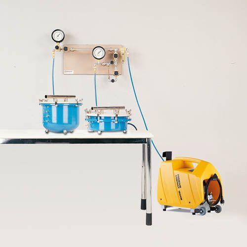 Set de pF-mètre à plaques céramiques, set standard basique