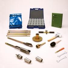 Kits d'échantillonnage de sol par cylindres