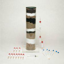 Пробоотборники Rhizon для измерения уровня влажности почвы
