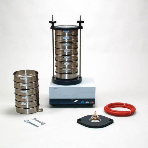 Испытательная установка для гранулированного состава