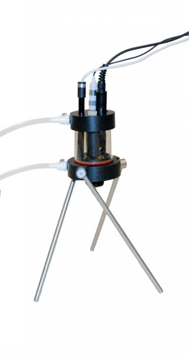 Проточный электролизер