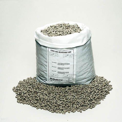 Бентонит гранулированный