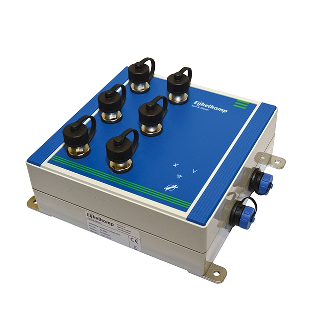 Global Data Transmitter Multiple GPRS