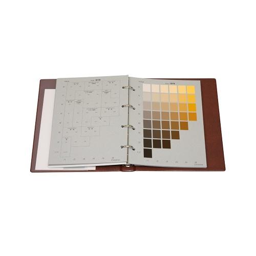 Kleurkaart grond Japans