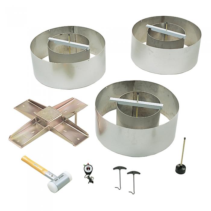 Ringinfiltrometer set