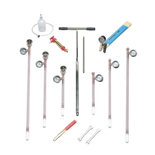 Tensiometer set, tot diepte van 90 cm