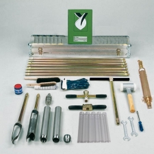 Liner sampler, set for hard soils,7 m
