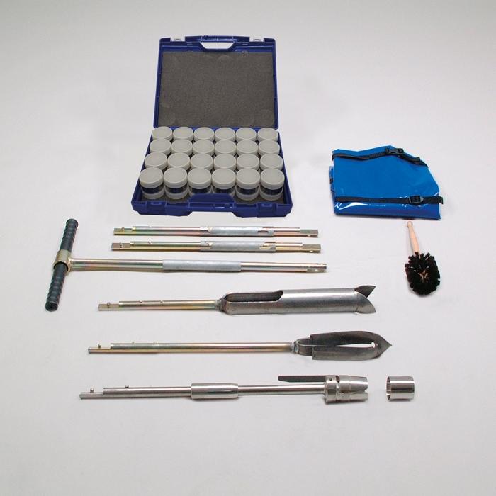Sample ring kit model A, Ø 53 mm