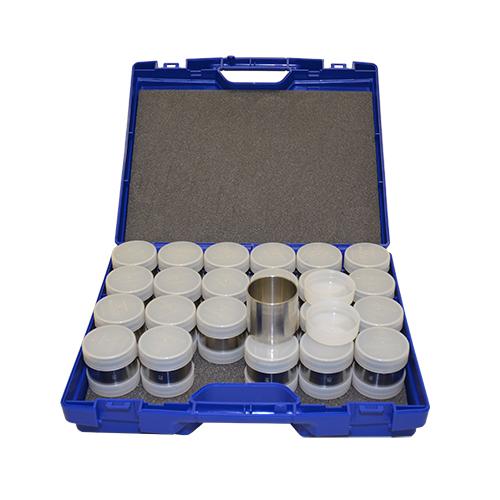 Case with soil sample rings Ø53mm, NN