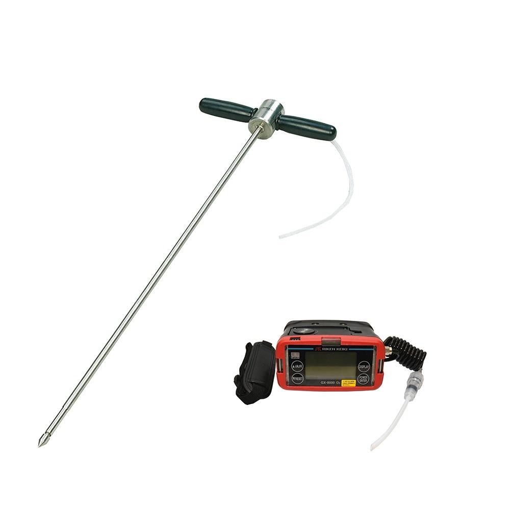 Bodemzuurstofmeter set