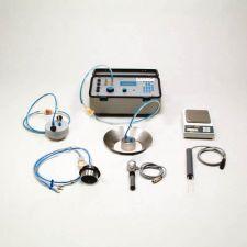Luchtpermeameter,complete set