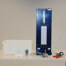Hauben water permeameter