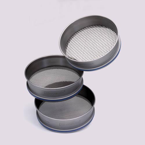 Draadzeef 0,075 mm, Ø 200 mm