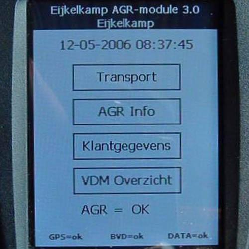 AGR software Rovecom abonn.