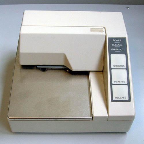 Epson printer voor AGR
