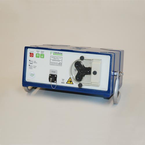 Peristaltic pump compact 12 Vdc