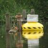 Viel mediale Aufmerksamkeit für die einzigartige Messboje von Eijkelkamp Soil & Water