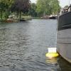 Triathlon Woerden uses Eijkelkamp Measuring Buoy