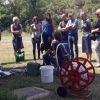 Workshop water sampling and monitoring in Slovenia