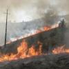 Het effect van brand op bodems, hydrologie en waterstroming