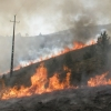 Efecto de un incendio en el suelo, en la hidrología y en el flujo de las aguas