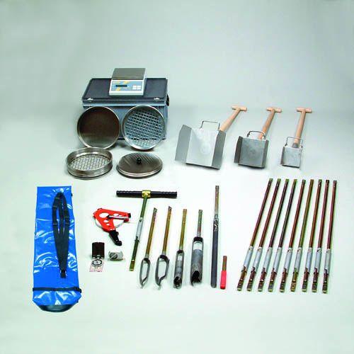 Set sampling building material